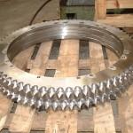 roue dentée 72 dents pas de 63.5