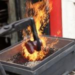 Four pour traitement thermique : cémentation trempe nitruration recuit revenu