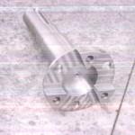 Accouplement pour transmission de batteau D 650 1250