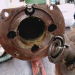 limiteur de couple acier allié (bague cassé)