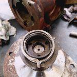 boitier partie limiteur de couple acier allié (bague cassé)