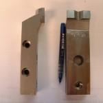 Fabrication de mors sur mesure pour machine spécial