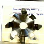 disperseur homogénisateur inox 316 L