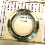 labyrinthe joint inox 316L