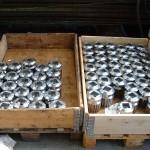 engrenage pour broyeur de déchet pharmaceutique acier 40 CMD 8 T usinage en série