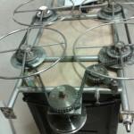 grille souflfage spinner pour guimauve