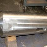 pièces vallourec de grande dimensions D 600/ 1200 formage de tubes coudé