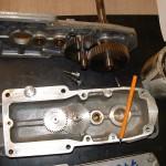 Boitier de réducteur réalisé en CAO pour moule polyester moulé fraisé sur centre d'usinage