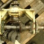Révision machine nid pignon spiro conique