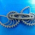 engrenage réalisé en imprimante 3D