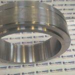 gravure CN sur forme cylindrique