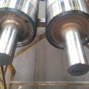 Cuve avec revêtement Colmonoy métalisation industrie alimentaire