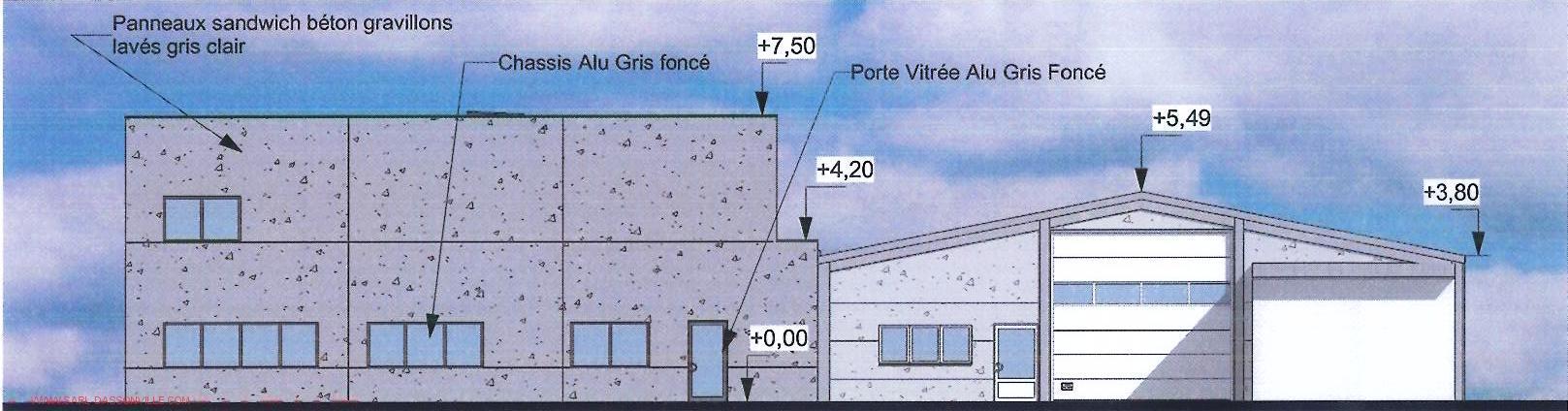 La société DASSONVILLE, le spécialiste de la mécanique de précision pousse ses murs, elle s' agrandit et recrute