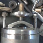 boitier-de-broyeur-a-sucre système de maintien et d'extraction du rotor de broyage