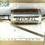 Rotor de moteur réparation des pioches coupé la pioche refaire une nouvelle pioche au modéle