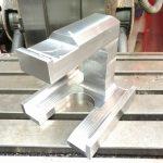 Extracteur de bielle acier dur usiné dans la masse largeur 190 longueur 170 hauteur 178 b