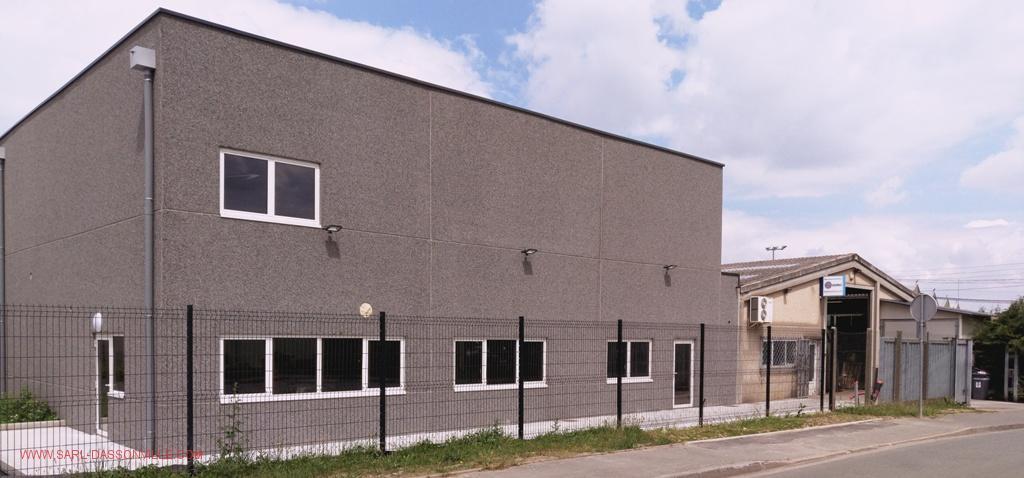 La société DASSONVILLE, le spécialiste de la mécanique de précision pousse ses murs, s' agrandit et recrute