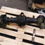 pont de motoculteur réparation de l alésage déformé