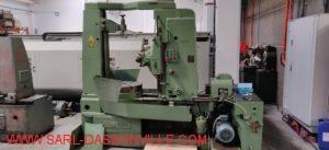 TAILLEUSE G & E GOULD EBERHARDT mod. 36 H taillage droit et hélicoïdale maxi module 14